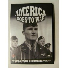 America Goes To War (DVD)