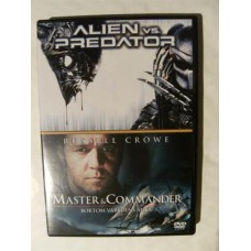 Alien vs Predator/Master and Commander (DVD)
