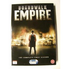 Boardwalk Empire Sesong 1 (DVD)