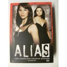 Alias Sesong 4 (DVD)