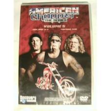 American Chopper The Series: Volume 5 (DVD)