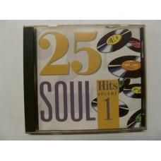 25 Soul Hits Volume 1 (CD)