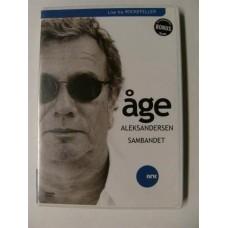 Åge Aleksandersen Sambandet - Live Fra Rockefeller (DVD)