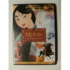 Disney Klassikere 36: Mulan (DVD)
