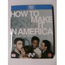 How To Make It In America Sesong 1 (Blu-ray)