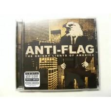 Anti-Flag - The Bright Lights of America (CD)
