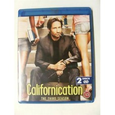 Californication Sesong 3 (Blu-ray)
