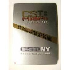 CSI Miami/CSI NY Crossover Special (DVD)