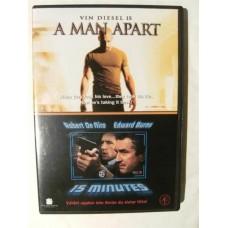 A Man Apart + 15 Minutes (DVD)