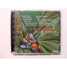A Love Affair: The Music of Ivan Lins (CD)