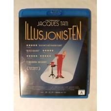 Illusjonisten (Blu-ray)