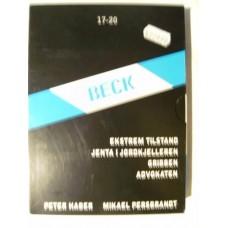 Beck 17-20 (DVD)