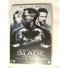 Blade Trinity (DVD)