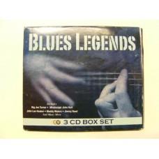 Blues Legends (3-CD)