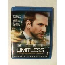 Limitless (Blu-ray)