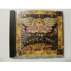 Aerosmith - Pandora's Toys (CD)