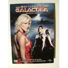 Battlestar Galactica Sesong 1 (DVD)