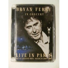 Bryan Ferry: Live In Concert (DVD)