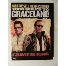3000 Miles To Graceland (DVD)