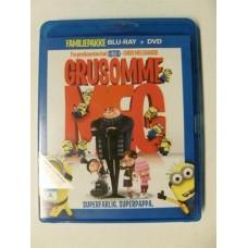 Grusomme Meg (Blu-ray)