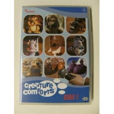 Creature Comforts Serie 1 (DVD)