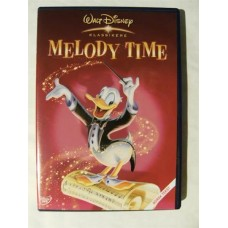 Disney Klassikere 10: Melody Time (DVD)