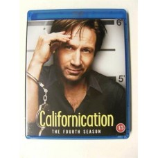 Californication Sesong 4 (Blu-ray)