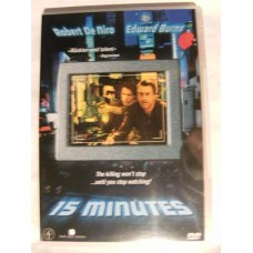 15 Minutes (DVD)