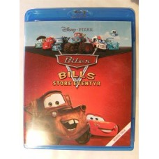 Biler: Bills Store Eventyr (Blu-ray)