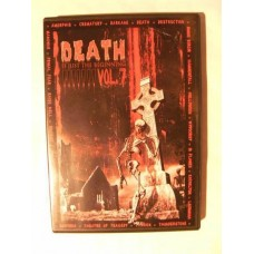 Death Is Just The Beginning Vol 7 (DVD)