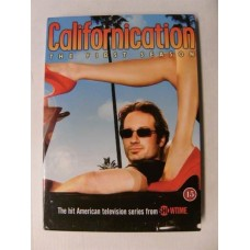 Californication Sesong 1 (DVD)