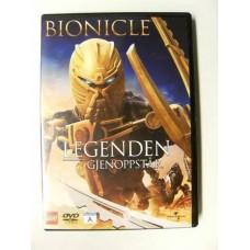 Bionicle: Legenden Gjenoppstår (DVD)