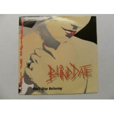 Blind Date - Don't Stop Believing 7''
