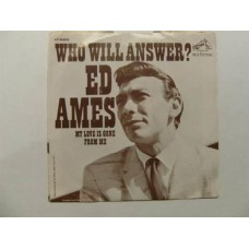 Ed Ames - Who Will Answer? 7''
