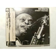 Ben Webster - Stormy Weather (CD)