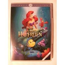 Disney Klassikere 28: Den Lille Havfruen (DVD)