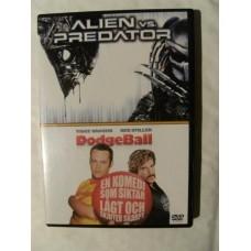 Alien Vs Predator + Kanonball (DVD)