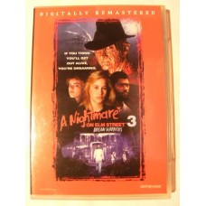 A Nightmare On Elm Street 3 (DVD)