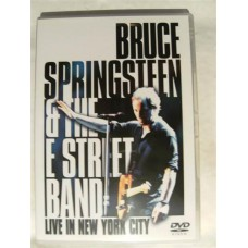 Bruce Springsteen: Live In New York City (DVD)