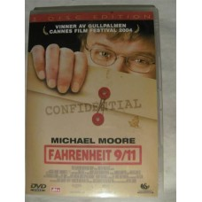 Fahrenheit 9/11 (DVD)