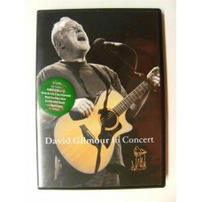 David Gilmour: In Concert (DVD)
