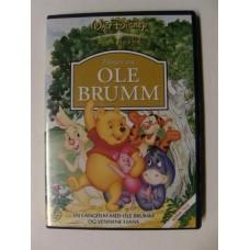 Disney Klassikere 22: Filmen Om Ole Brumm (DVD)