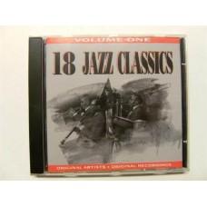 18 Jazz Classics Volume One (CD)