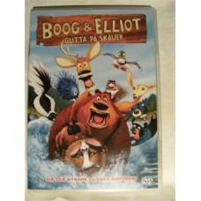 Boog og Elliott: Gutta På Skauen (DVD)