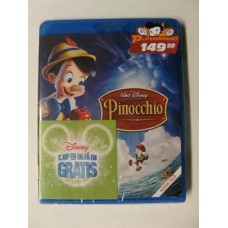 Disney Klassikere 2: Pinocchio (Blu-ray)