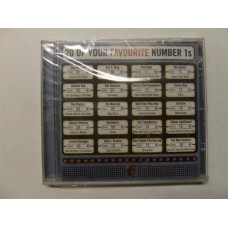 20 Of Your Favourite Number 1s (CD)