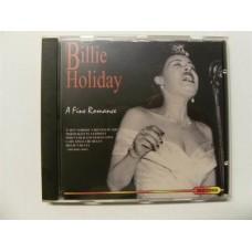 Billie Holiday - A Fine Romance (CD)