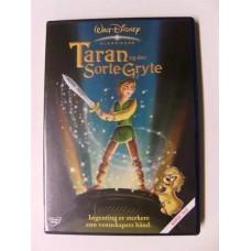 Disney Klassikere 25: Taran Og Den Sorte Gryte (DVD)