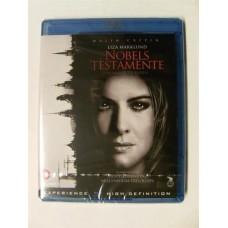 Liza Marklund: Nobels Testamente (Blu-ray)
