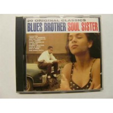 Blues Brother Soul Sister (CD)